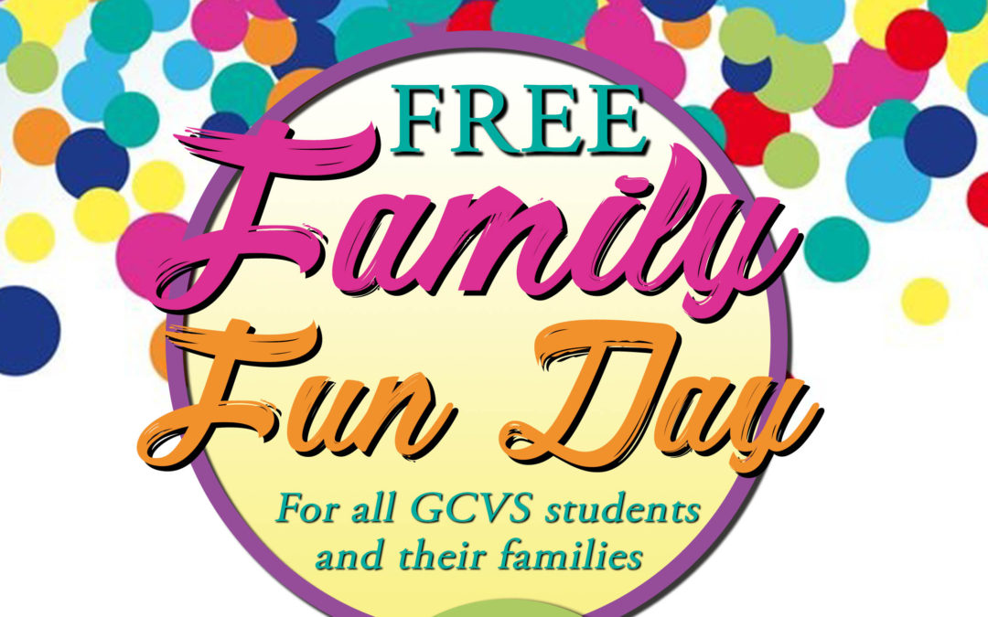 GCVS's First Family Fun Day – Sign Up Now!